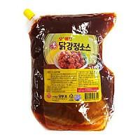 오쉐프닭강정소스2kg(오뚜기)