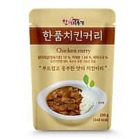 한품-(상온)치킨커리덮밥소스